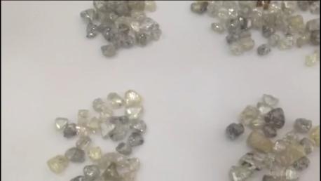 Diamond Parcel of 3000ct